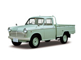 Pictures of Datsun 1200 Pickup (320) 1961–65