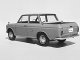 Pictures of Datsun Pickup Double Seat (U520) 1965–66