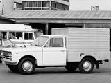 Pictures of Datsun Truck (521) 1968–72