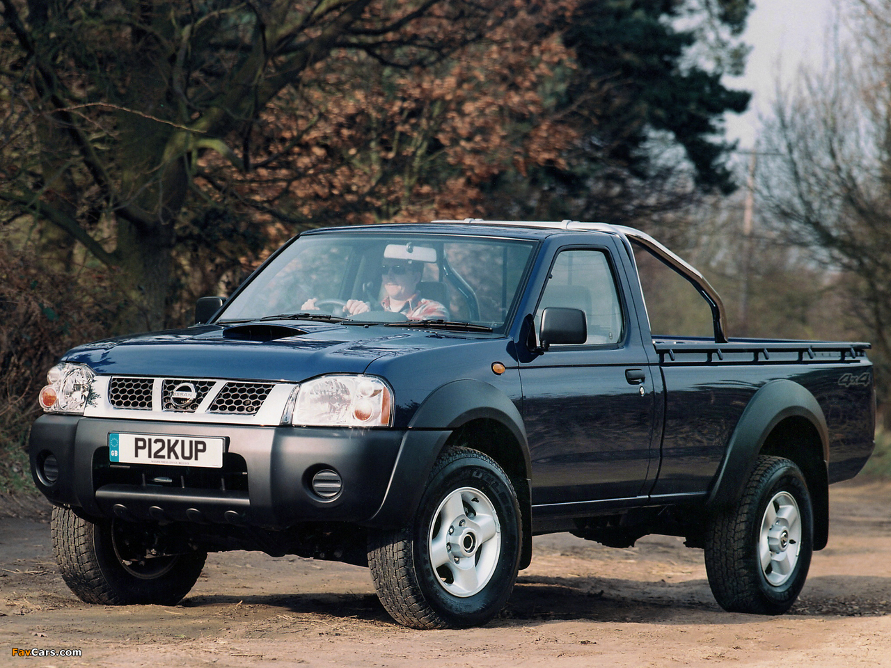 Pictures of Nissan Pickup Single Cab UK-spec (D22) 2001–05 (1280 x 960)