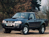 Pictures of Nissan Pickup Single Cab UK-spec (D22) 2001–05