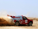 Pictures of Nissan Pickup Rally Car (D22)