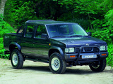 Nissan Pickup 4WD Crew Cab Forest III (D21) 1997 wallpapers