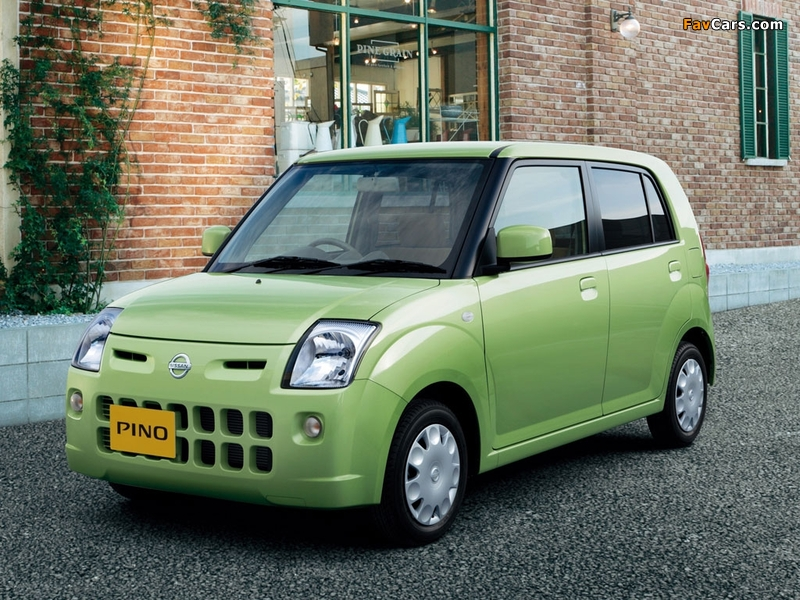 Images of Nissan Pino 2007–10 (800 x 600)