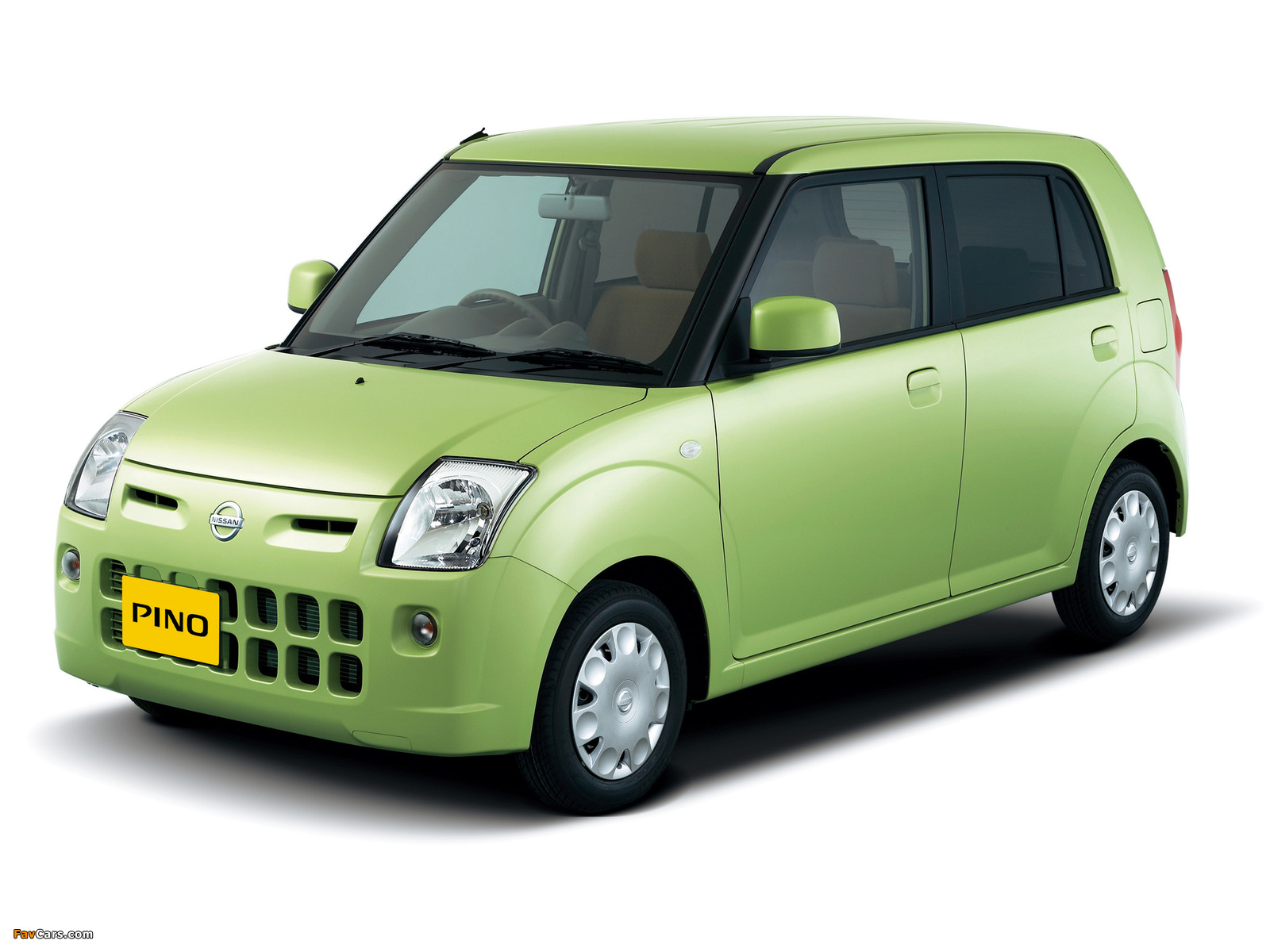 Nissan Pino 2007–10 images (1600 x 1200)