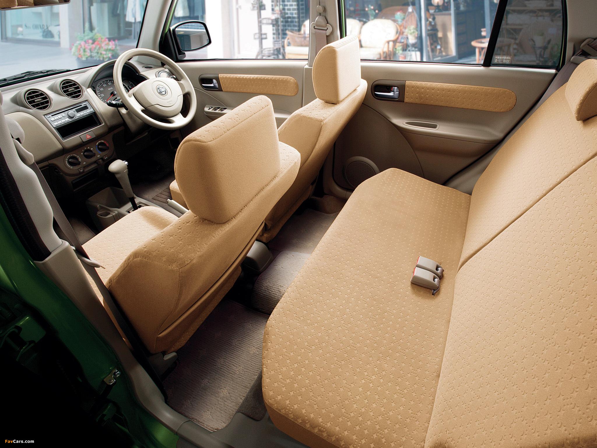 Nissan Pino 2007–10 photos (2048 x 1536)