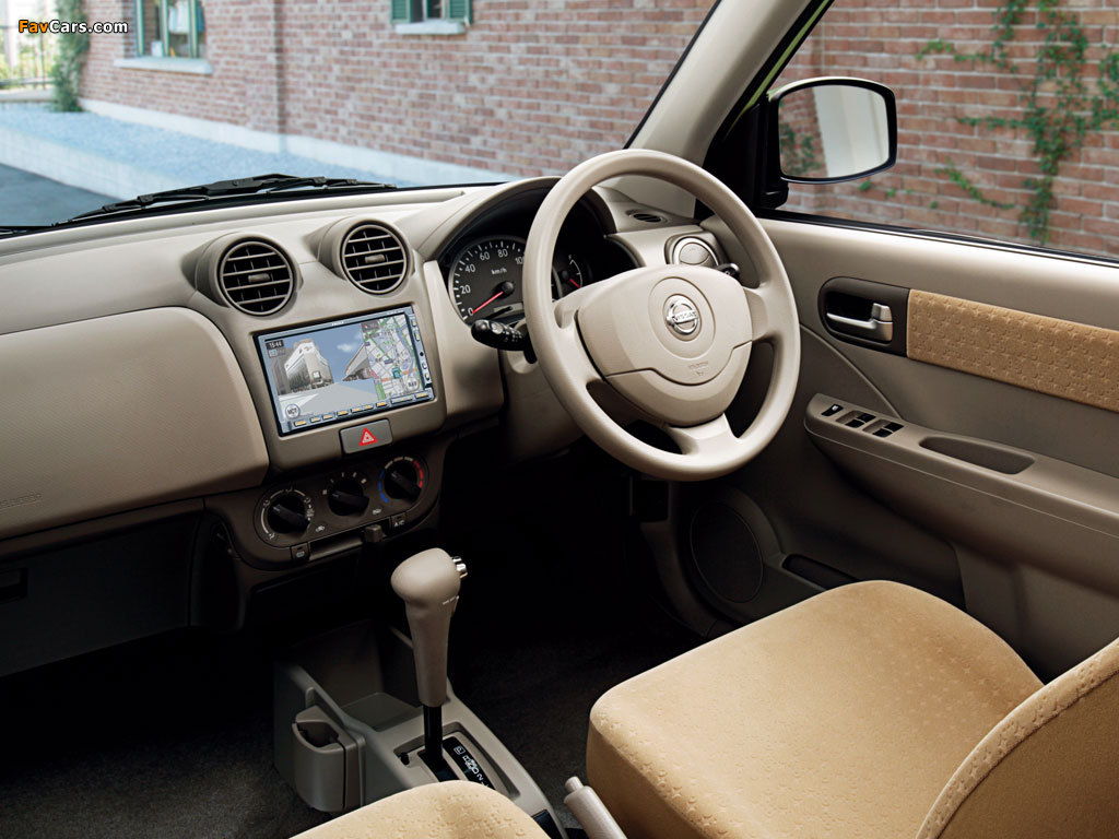 Nissan Pino 2007–10 pictures (1024 x 768)