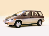 Nissan Prairie JP-spec (M11) 1988–98 pictures