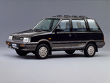 Nissan Prairie 4WD Nordica (M10) 1987 wallpapers