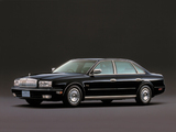 Nissan President (PHG50) 1998–2002 wallpapers
