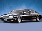 Autech Nissan President Royal Limousine (G50) 1998–2002 wallpapers