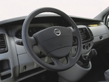Nissan Primastar Van 2002–06 wallpapers