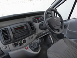 Nissan Primastar Van UK-spec 2006 photos