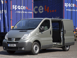 Nissan Primastar Van UK-spec 2006 pictures