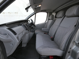 Nissan Primastar Van UK-spec 2006 wallpapers