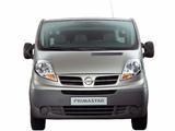 Photos of Nissan Primastar Van 2006