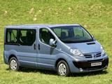 Pictures of Nissan Primastar 2006