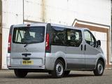 Nissan Primastar UK-spec 2006 wallpapers