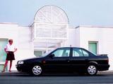 Images of Nissan Primera Sedan (P10) 1990–95