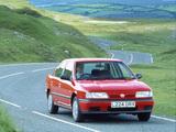 Images of Nissan Primera Sedan UK-spec (P10) 1990–95