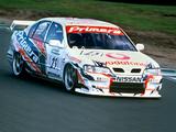 Images of Nissan Primera GT BTCC (P11) 1997–99
