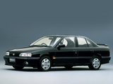 Nissan Primera Sedan JP-spec (P10) 1990–95 images