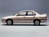 Nissan Primera Sedan (P10) 1990–95 wallpapers