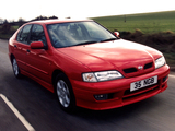 Nissan Primera Hatchback (P11) 1995–99 pictures