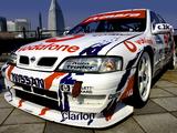 Nissan Primera GT BTCC (P11) 1997–99 wallpapers
