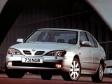 Nissan Primera Sedan UK-spec (P11f) 1999–2002 images