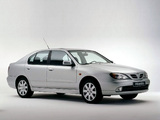 Nissan Primera Hatchback (P11f) 1999–2002 photos