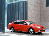 Nissan Primera Sedan (P11f) 1999–2002 photos