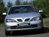 Nissan Primera Hatchback (P11f) 1999–2002 wallpapers
