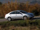 Nissan Primera Sedan (P12) 2002–08 photos