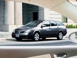 Nissan Primera Wagon JP-spec (P12) 2003–05 images