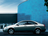 Nissan Primera Sedan JR-spec (P12) 2003–05 photos
