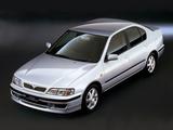 Photos of Nissan Primera Camino (P11) 1995–99