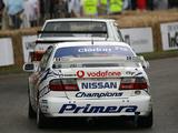 Photos of Nissan Primera GT BTCC (P11) 1997–99