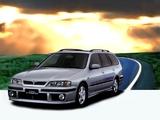 Nissan Primera Camino Wagon (P11) 1998–99 wallpapers