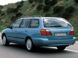 Nissan Primera Traveller (W11) 1999–2002 wallpapers