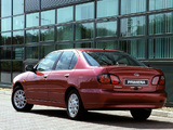 Nissan Primera Sedan (P11f) 1999–2002 wallpapers