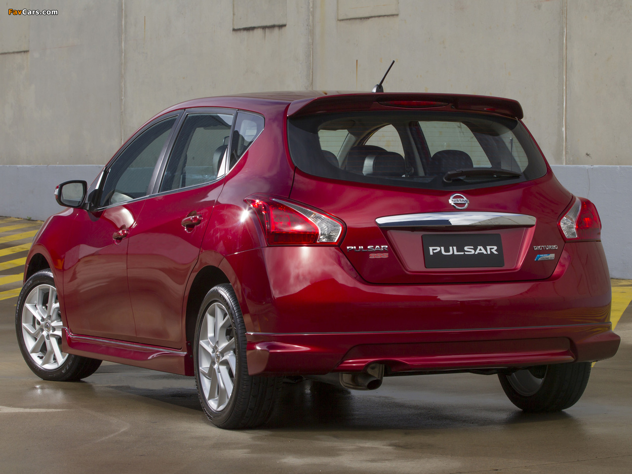 Images of Nissan Pulsar SSS (NB17) 2013 (1280 x 960)