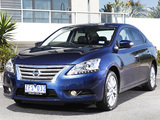 Images of Nissan Pulsar (NB17) 2013