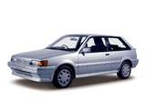 Nissan Pulsar 3-door (N13) 1986–90 photos
