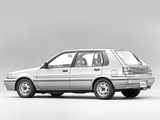 Nissan Pulsar 5-door (N13) 1986–90 pictures