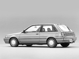 Nissan Pulsar 3-door (N13) 1986–90 wallpapers