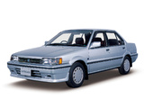 Nissan Pulsar Sedan (N13) 1986–90 wallpapers