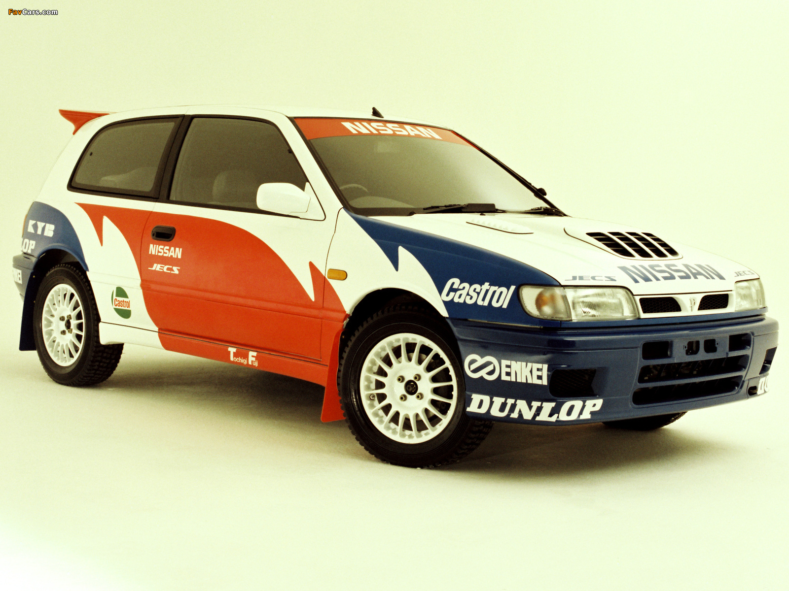 Nissan Pulsar GTI-Rb (RNN14) 1990–94 images (1600 x 1200)
