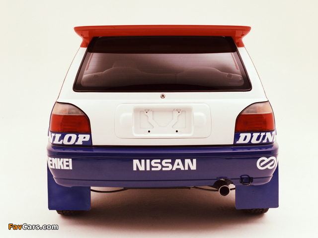 Nissan Pulsar GTI-Rb (RNN14) 1990–94 pictures (640 x 480)