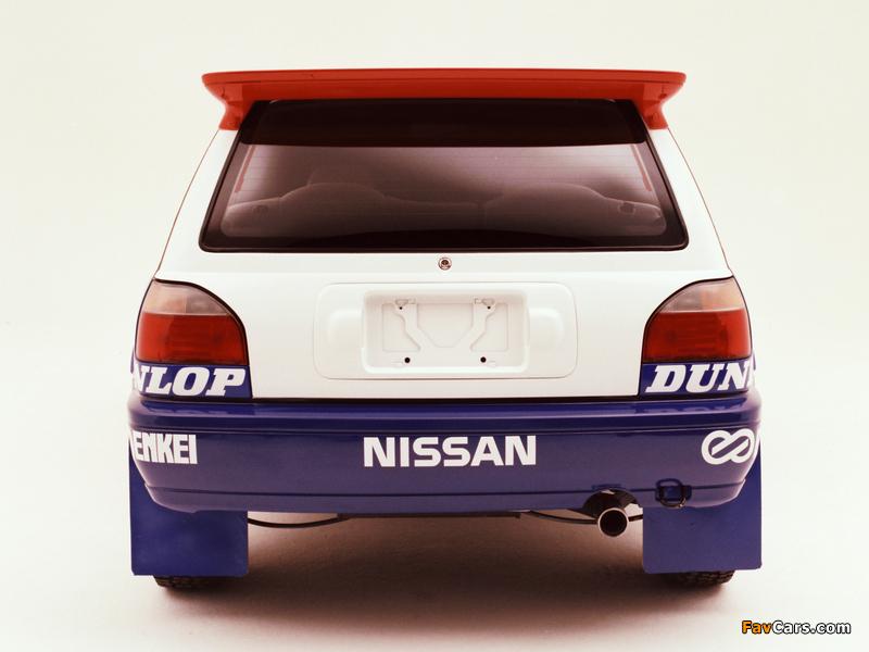Nissan Pulsar GTI-Rb (RNN14) 1990–94 pictures (800 x 600)